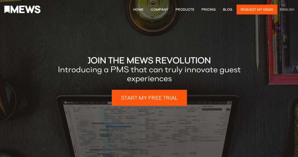 Mews Systems Reviews - Ratings, Pros & Cons, Alternatives and more