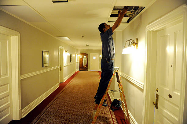 Streamlining The Operations Of A Hotel Maintenance